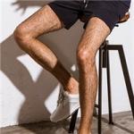 腿毛多的运动型男部位头像 腿毛浓密的男人也性感