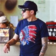纹身qq头像花臂男人成熟时尚图片