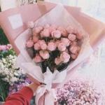 鲜花头像唯美 高清唯美的鲜花头像图片大全