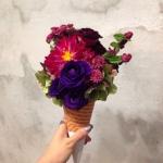 一束花头像高清 手拿一束花的唯美图片头像