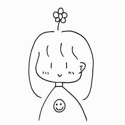 小女孩简笔画头像图片大全,高清可爱的小女孩头像简笔画 女生头像 美头网