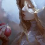 女生qq头像动漫高冷,高清好看的漫画qq头像女生高冷图片精选