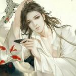 男古装手绘头像 高清帅气的古风手绘头像男生图片