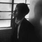 孤独伤感男生黑白颓废头像 无尽的夜无尽的黑