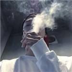 qq男生头像抽烟冷酷 冷酷好看的qq头像男生抽烟酷帅图片