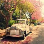 微信复古头像车 经典的复古老爷车汽车头像图片