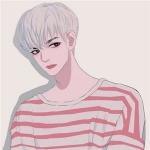 手绘男头像个性头像 高清帅气的手绘微信头像男生图片