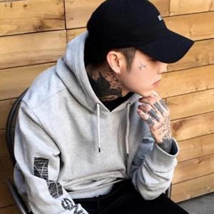 qq头像男生霸气纹身