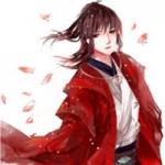 红衣古风动漫男生头像图片大全 帅气的古风红衣美男图片头像