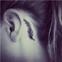 qq女头像带纹身