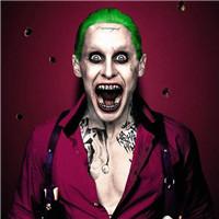 小丑照片恐怖头像