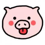 猪头头像可爱 高清超萌可爱的微信头像猪头卡通图片