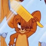 猫和老鼠头像搞笑恶搞 高清很搞笑的猫和老鼠逗比头像图片