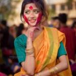 微信印度头像女生 高清漂亮的印度女孩Riya Sanyal小姐姐照片头像
