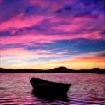 夕阳头像风景图片 高清唯美的微信头像夕阳