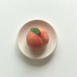 桃子头像高清 高清唯美风格的微信头像桃子图片