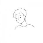 手绘简笔头像 高清个性的男生手绘简笔头像图片