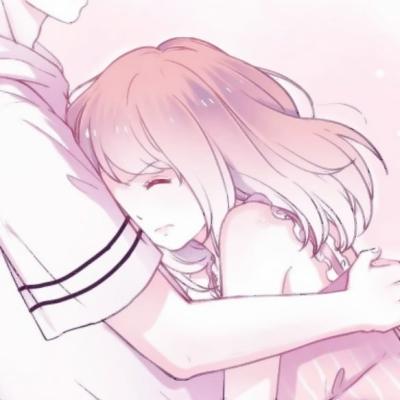 唯美浪漫的卡通动漫情侣头像