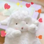羊头像可爱 高清可爱的呆萌小羊头像图片