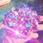 闪亮亮的头像 高清亮晶晶的闪亮qq头像图片