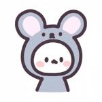 动漫兔子头像超萌图片 高清可爱的卡通兔子萌头像