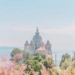 清新唯美的建筑风景头像图片