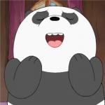 咱们裸熊微信头像 高清可爱的咱们裸熊熊猫微信头像图片