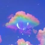 炫彩天空图片头像 超清唯美的炫彩天空头像精选