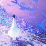 唯美意境动漫图片头像 高清好看的唯美梦幻动漫意境图片头像