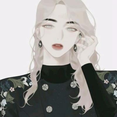 仙气高冷动漫女