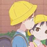 qq情头可爱动漫头像,高清一对两张的头像可爱动漫情头图片