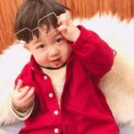 网红萌娃头像男生,高清可爱的网红韩国萌娃头像图片