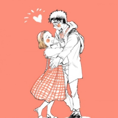 qq超甜情侣头像两人一张