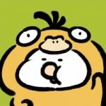 大头鸭卡通头像 高清可爱超萌的网红大头鸭头像图片