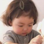 萌宝情头一对 超级可爱的小孩情侣头像高清图片