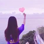 超浪漫情侣头像 高清唯美的浪漫温馨情侣头像图片