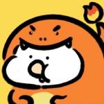 鸭子头像卡通图片 高清胖胖的鸭子动漫呆萌头像
