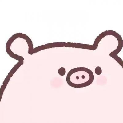 可爱卡通动物情侣头像