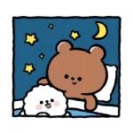 高清可爱萌萌的小熊头像图片