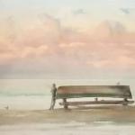 海边动漫意境头像 高清好看有意境动漫风景图片头像