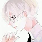 男生戴眼镜头像动漫 高清帅气的动漫头像男生冷酷戴眼镜图片