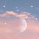 高清好看的漂亮天空简笔画带颜色头像图片