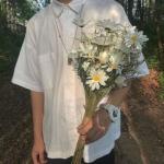 拿花部位男生头像 高清不露脸的文艺男拿花图片头像