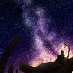 微信星空头像 高清唯美的星空美景图片头像