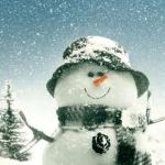 微信头像雪人唯美 高清唯美的可爱雪人头像图片