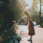 情侣头像人物头像真人 双人有意境的情头图片