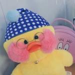 玻尿酸鸭头像高清 超萌可爱的网红玻尿酸鸭图片头像