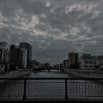暗色系风景头像 高清寂寞孤独的qq风景头像图片