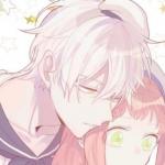 动漫情头浪漫 高清一对两张的动漫情侣头像浪漫甜蜜图片
