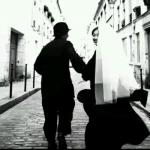 情侣头像黑白系两张 高清甜蜜的一对两张黑白情侣头像图片